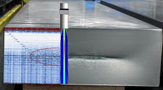 超声探伤C扫描成像技术