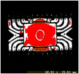 TSOP封装Die/ Substrate